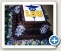 LSU Med Cake